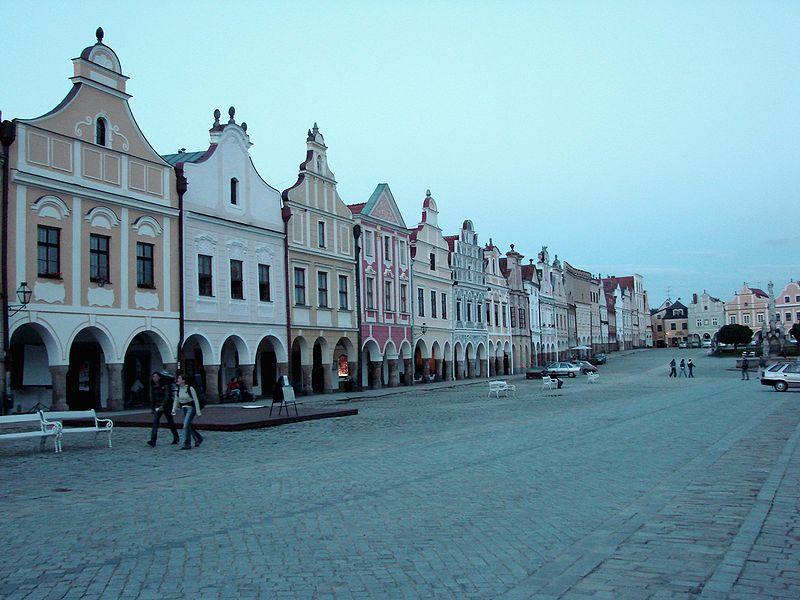 Archivo:Telc - main square.jpg