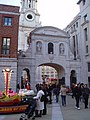 Temple Bar in Paternoster Square - geograph.org.uk - 77274.jpg