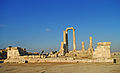 Temple of Hercules. Amman Citadel.jpg