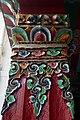 Temple pillar, Rumtek (8083856636).jpg