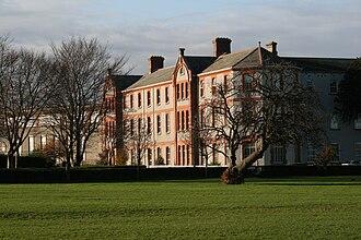Terenure - Terenure College, formerly Terenure House