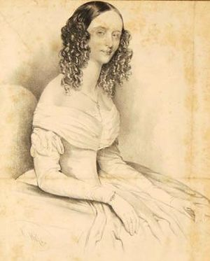 Teresa De Giuli Borsi - Teresa De Giuli Borsi c. 1845