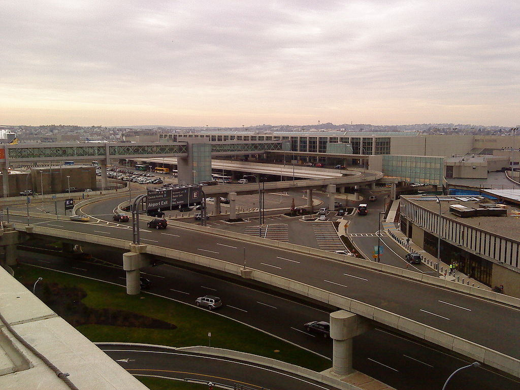 Logan International Airport Car Rental Center