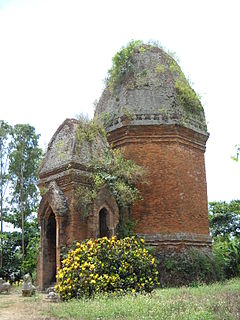 Điện Bàn District Town in South Central Coast, Vietnam