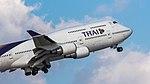Thai Airways International Boeing 747-4D7 HS-TGX MUC 2015 10.jpg