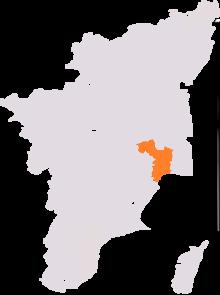 Thanjavur (Lok Sabha constituency) - Wikipedia