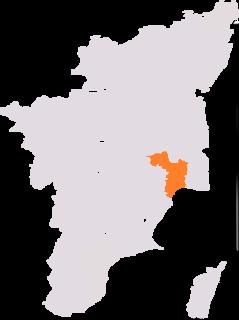 Thanjavur (Lok Sabha constituency) Lok Sabha Constituency in Tamil Nadu
