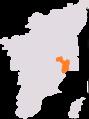 Thanjavur lok sabha constituency.png