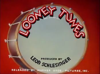"English: Ending of the ""Looney Tunes""..."