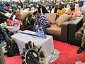 The Alaafin of Oyo, Oba Lamidi Adeyemi III and Oba Jimoh Olajide Titiloye.jpg