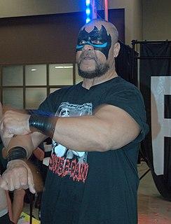 The Barbarian (wrestler) Tongan professional wrestler