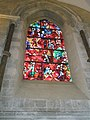The Chagall Window on the south wall at Chichester Cathedral - geograph.org.uk - 1141694.jpg