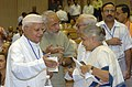 The Chief Minister of Uttaranchal Shri N.D. Tiwari, the Chief Minister of Delhi Smt. Shiela Dixit.jpg