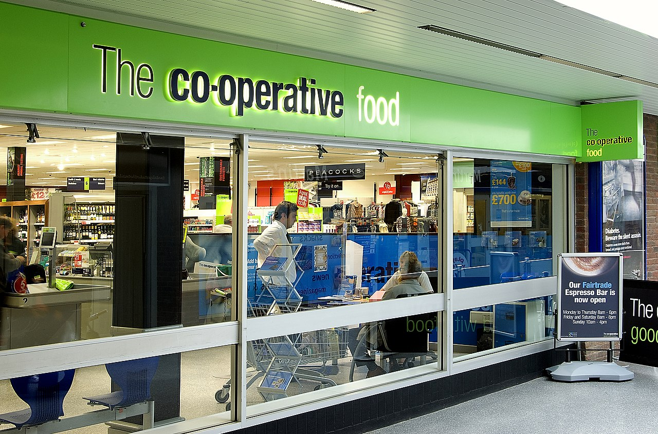 Co Operative Food Primary Logistics Services Andover