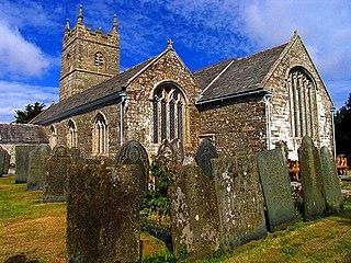 Saint Endelienta Cornish saint