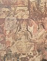 The Consecration Of King Sinhala-Prince Vijaya (Detail From The Ajanta Mural Of Cave No 17).jpg