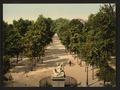 The Cours Dajot, Brest, France-LCCN2001697600.tif