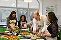 The Duke and Duchess Cambridge at Commonwealth Big Lunch on 22 March 2018 - 136.jpg