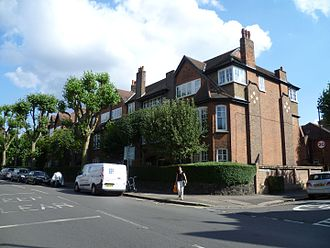 The Gables, Muswell Hill - The Gables