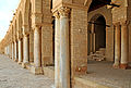 The Great Mosque of Kairouan, eastern portico of the courtyard.jpg