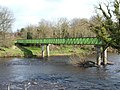 The Green Bridge leading to Uddingston - geograph.org.uk - 956499.jpg
