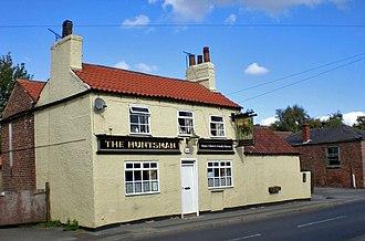 Drax, North Yorkshire - The Huntsman Public House