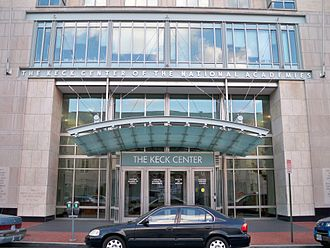 National Academies of Sciences, Engineering, and Medicine - The Keck Center of the National Academies in Washington, D.C.