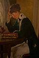 The Letter (detail) by Edmund Tarbell.jpg