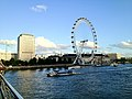 The London Eye, or the Millennium Wheel, River Thames, London (Ank Kumar) 05.jpg