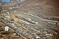 The North korea railway Paengmu Line Musan sation 朝鲜铁路白茂线以及咸北线茂山支线 茂山车站 무산역 Musan - panoramio.jpg
