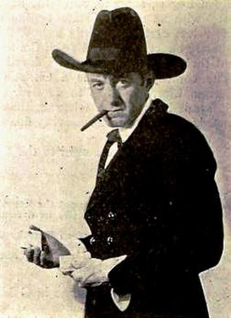 Harry Carey (actor) - In Bret Harte's The Outcasts of Poker Flat (1919) directed by John Ford