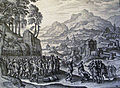 The Phillip Medhurst Picture Torah 86. Abraham and the King of Sodom. Genesis cap 14 v 22. Borcht.jpg