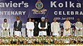 The Prime Minister, Dr. Manmohan Singh at the 150th Anniversary Celebrations of St. Xavier's Collegiate School, in Kolkata on January 16, 2010.jpg