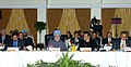 The Prime Minister, Dr. Manmohan Singh at the Opening Plenary Session of the 2nd Summit of India-Brazil-South Africa (IBSA) meeting at Pretoria, South Africa on October 17, 2007.jpg