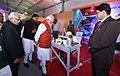 The Prime Minister, Shri Narendra Modi visiting a Skill Exhibition, in Kanpur, Uttar Pradesh (2).jpg