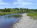 The River Eden at Lower Winderwath. - geograph.org.uk - 100278.jpg