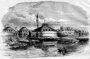 Walter Dulany - Walter Dulany's house at Windmill Point would become part of Fort Severn, and later still a part of the United States Naval Academy.