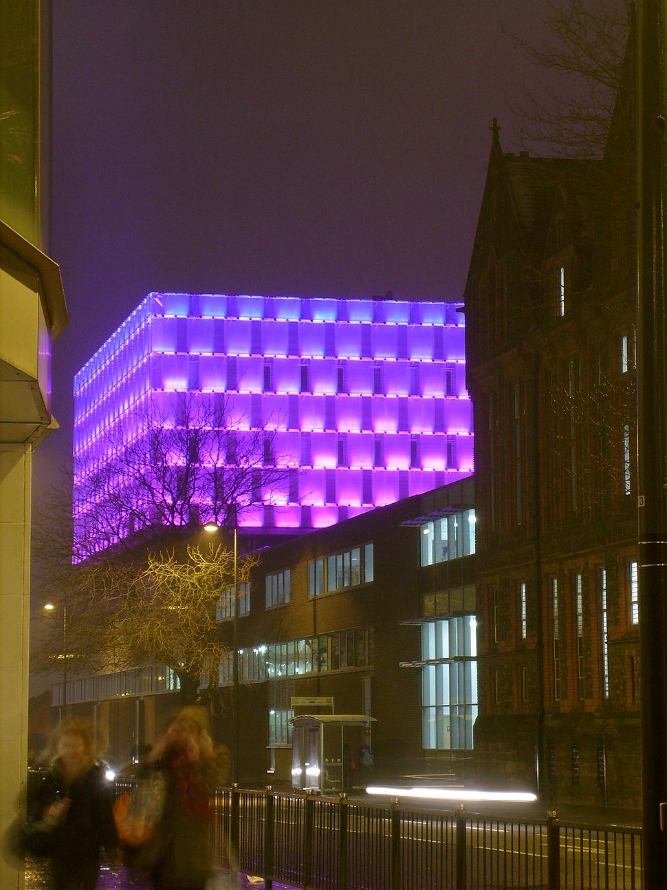 The University of Liverpool's Active Learning Lab (6)