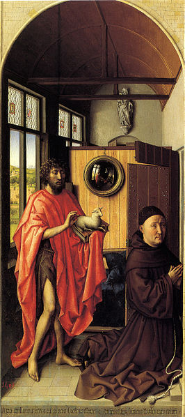 File:The Werl Altarpiece Donor and Saint John the Baptist.jpg