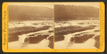 The Willamette Falls, Oregon, by Watkins, Carleton E., 1829-1916.png