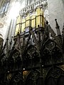 The organ at Winchester Cathedral - geograph.org.uk - 1164134.jpg