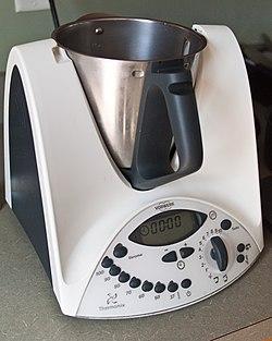 Thermomix wikipedia la enciclopedia libre - Robot de cuisine thermomix ...