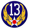 Thirteenth Air Force - Emblem (World War II)