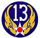 Thirteenth Air Force - Emblem (World War II).jpg