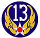 Thirteenth Air Force - Emblem (World War II).jpg