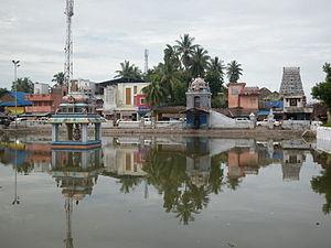 Karaikal - Thirunallar Saneeswaran(Shani Bhagawan) Temple