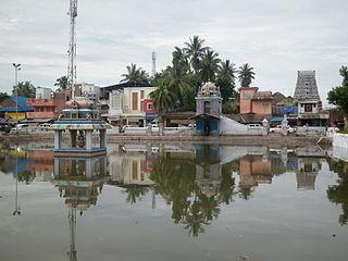 Tirunallar Dharbaranyeswarar Temple