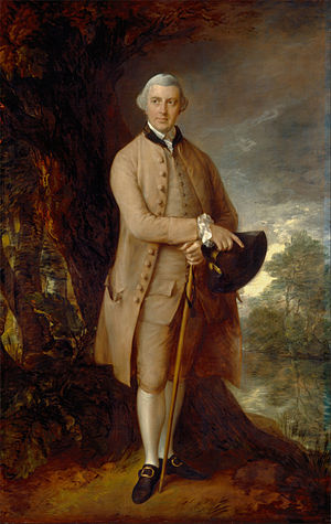 1772 in art - Image: Thomas Gainsborough William Johnstone Pulteney, Later 5th Baronet Google Art Project