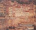 Thomas William Marshall - Reflet, Villefranche (1906).jpg