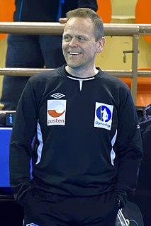 Thorir Hergeirsson Icelandic handball player